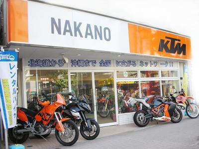 Rental819 レンタルバイク中野店 image