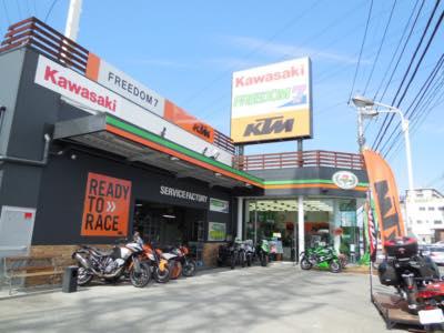 Rental819 レンタルバイク東村山店 image